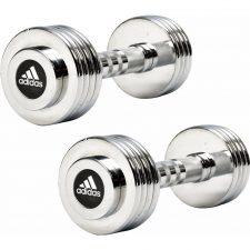 Adidas Chrome Dumbbell 1x 5 kg