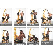 Powertec Levergym WB-LS Yellow