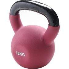 Body Sculpture Neopreen Kettlebell 16 kg