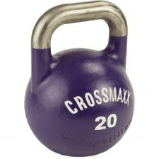 Crossmaxx Competition Kettlebell 20 kg Purple