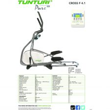 Tunturi Pure Cross F 4.1
