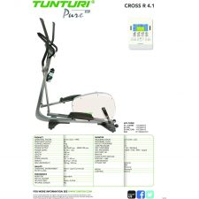 Tunturi Pure Cross R 4.1