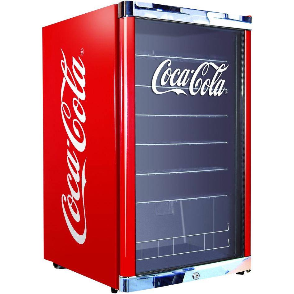 coca cola highcube mini koelkast diknl