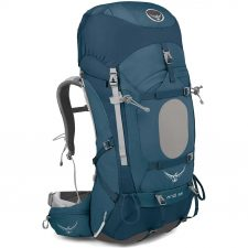 Osprey Ariel 65 Womens Deap Sea Blue S