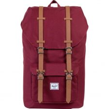 Herschel Little America Windsor Rood Wijn