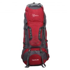 Bfree 80 Liter nylon Backpack Rood