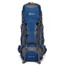 Bfree 80 Liter nylon Backpack Blauw
