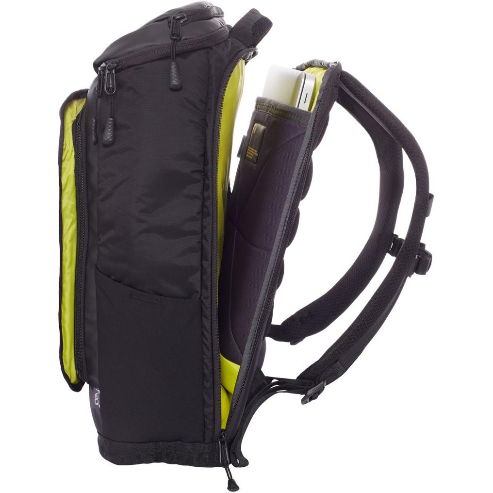 the north face fuse box charged  u2013 black