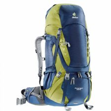 Deuter Aircontact 55 + 10 - Midnight / Moss