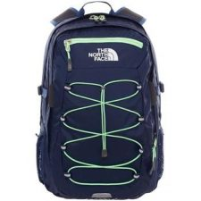 The North Face Borealis Classic - Cosmic Blue / Electric Mint
