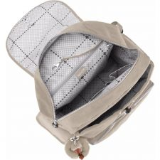 Kipling City Pack - Warm Grey - L