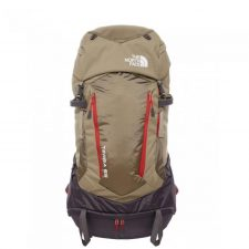 The North Face Terra 65 S/M - Mountain Moss / Pompeian Red