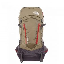 The North Face Terra 50 S/M - Mountain Moss / Pompeian Red
