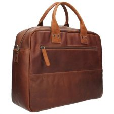 Chesterfield Harma Business Bowling Bag Cognac