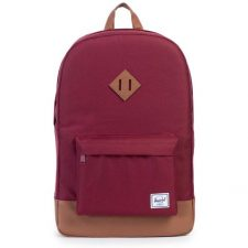 Herschel Heritage - Windsor Wine / Tan Synthetisch Leer