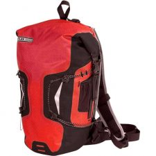 Ortlieb AirFlex 11 Signal Red/Black