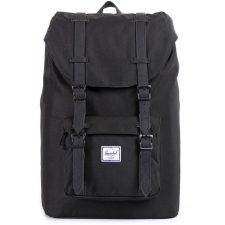 Herschel Little America Mid-Volume Black