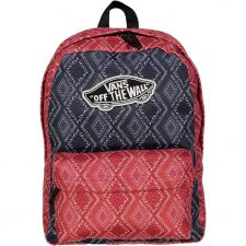 Vans Realm Backpack Bandana Chili Pepper