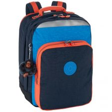 Kipling College Up Blue Orange