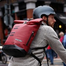 Ortlieb Commuter Daypack City 21L Dark Chili