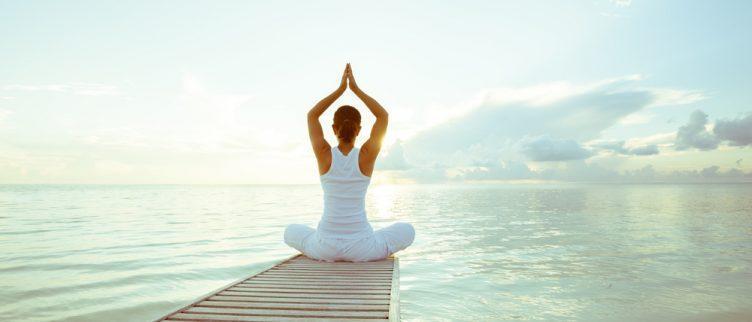 Afvallen door middel van yoga