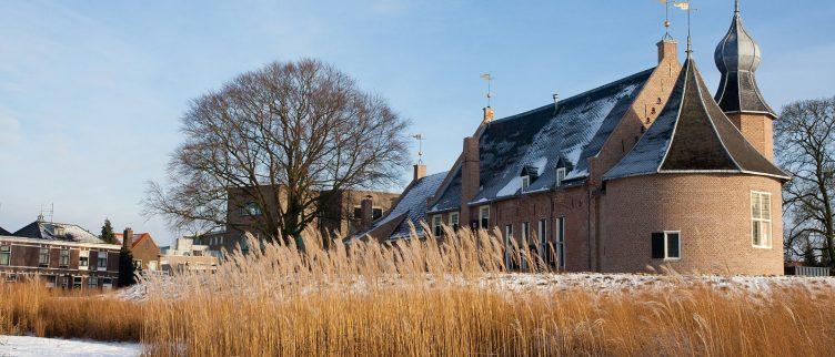 11 Kasteelovernachtingen in Nederland