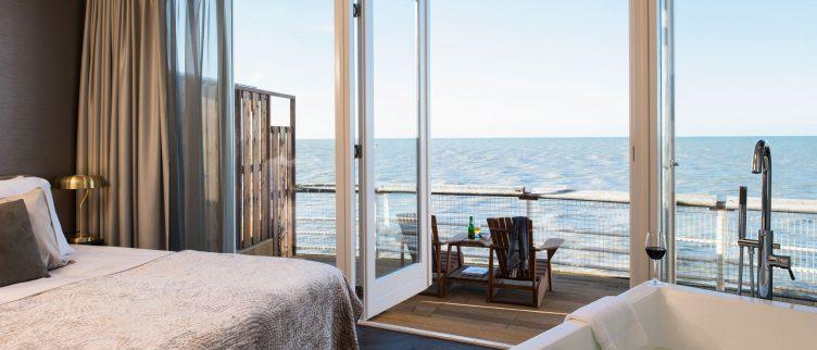 Leuke romantische hotels in Nederland