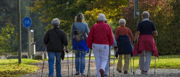 Tips om te bewegen voor ouderen