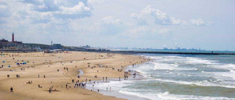 Mooiste stranden in Nederland