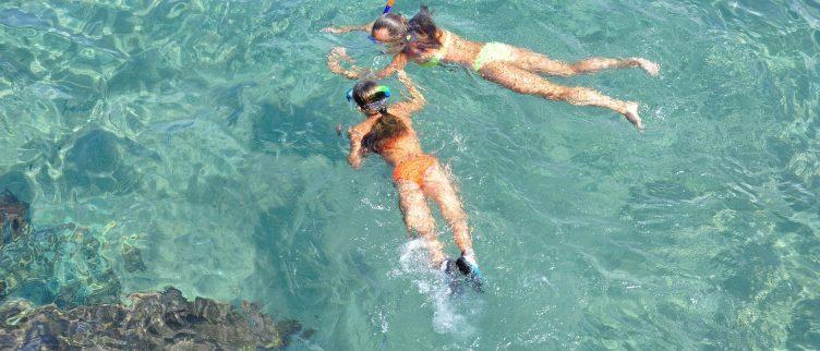 De beste plekken om te snorkelen in Europa