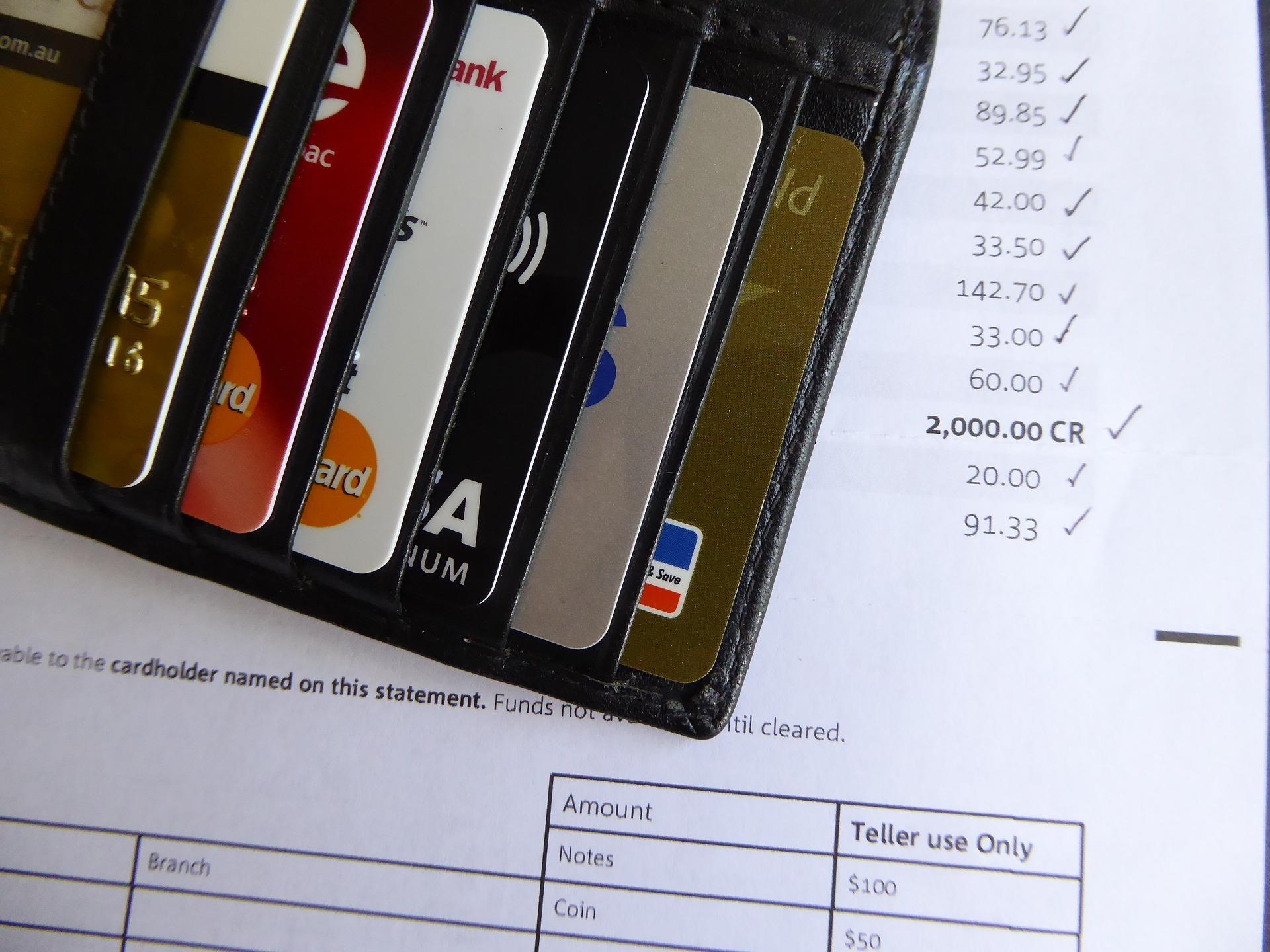 Vergelijk eenvoudige bankrekeningen