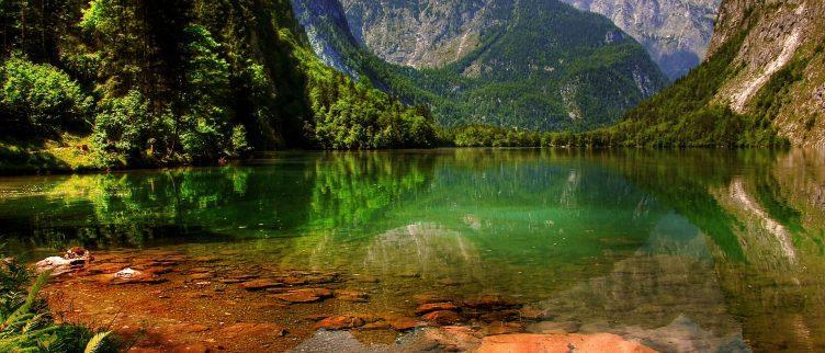 De mooiste meren in Duitsland