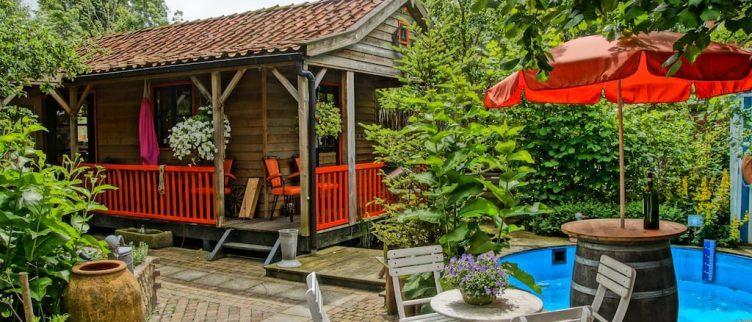 Vakantiehuizen in Nederland met privézwembad