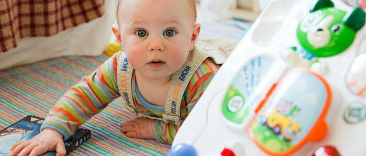 5 leuke uitjes met een baby