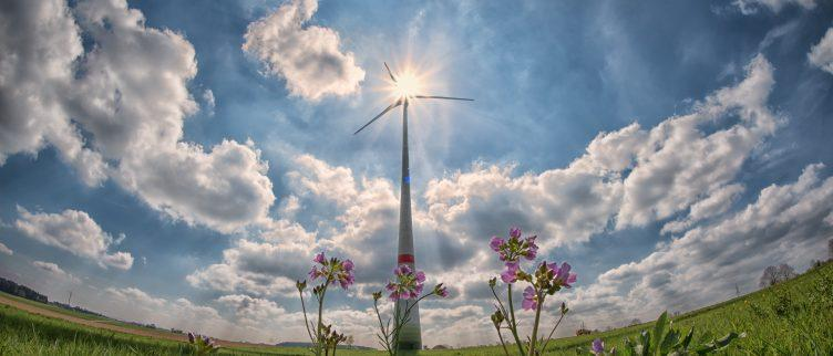 Wat zijn je opties voor een windmolen thuis?