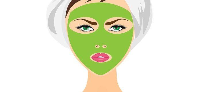 Groene klei masker; wat zijn de voordelen?