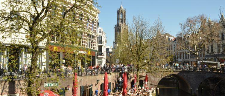 Dagje weg naar Utrecht. Wat te doen in de stad Utrecht?