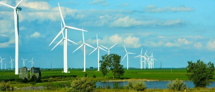 Stevig rendement op investeringen in windmolens