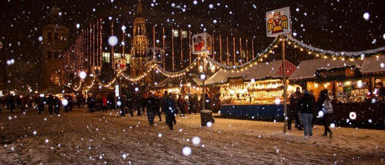 Wat is de grootste kerstmarkt in Duitsland?