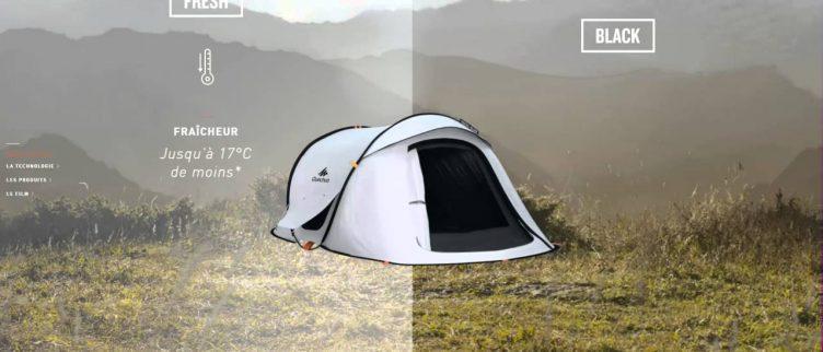 Wat is de beste Quechua tent van Decathlon?
