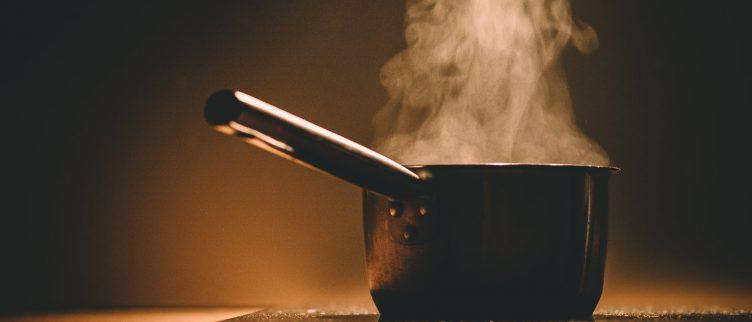 Waarom koken met een snelkookpan?