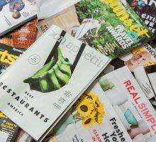 tijdschriften kado