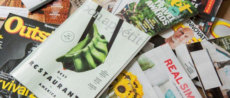 10 leukste tijdschriften om kado te geven