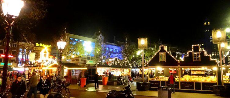 Wat is er te doen met kerst in Amsterdam?