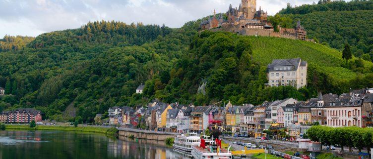 De leukste campings aan de Rijn in Duitsland
