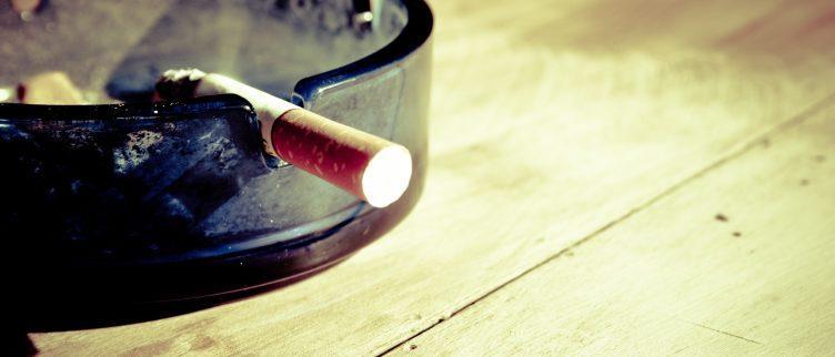 Wanneer stopt de gewichtstoename na stoppen met roken?