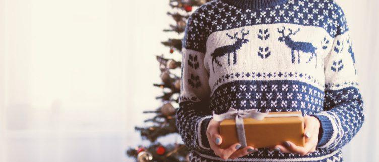 Waar koop je een goedkope kersttrui?