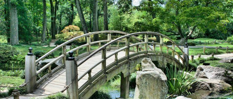 Hoe creëer je een tuin in Japanse stijl?