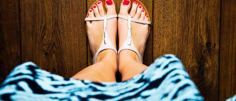 Hoe kan je eelt verwijderen van je voeten?