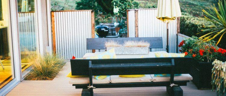 10x inspiratie voor een tuinterras